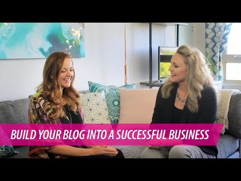 How to Grow a Blog Into a Successful Online Business   Natalie MacNeil  with Kelsey Humphreys