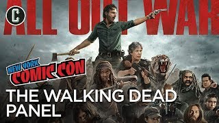 The Walking Dead Season 8 Panel - NYCC 2017