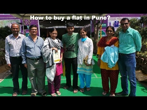 How to buy a flat in Pune?