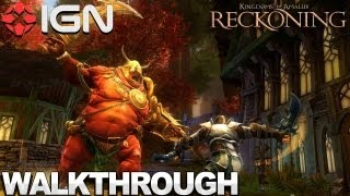 Kingdoms of Amalur: Reckoning - The Southern Lights Walkthrough