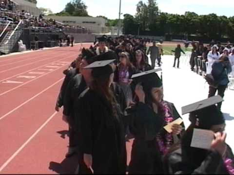 2011 Ventura College Graduation Ceremony