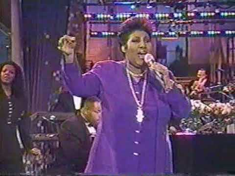 A Rose is Still a Rose - Aretha Franklin -  Rosie O'Donnell Show