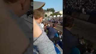 Шоу каскадёров г. Псков 2017