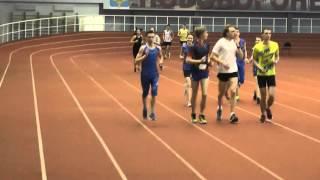 видео Мировой рекорд в беге на 2 км (2000 метров)