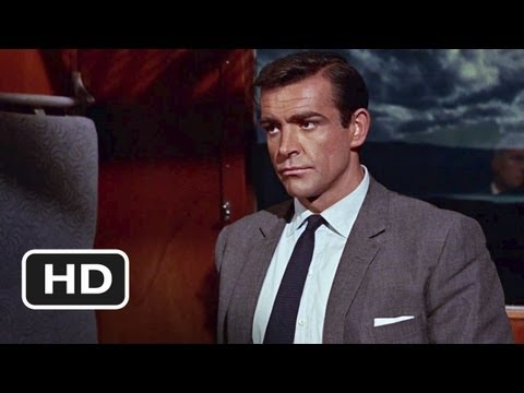 From Russia With Love Movie CLIP - Train Fight (1963) HD