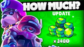 How Much Does Season 5 Cost?! - 77 Update Changes! (Sneak Peek)