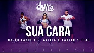 Sua Cara - Major Lazer ft. Anitta & Pabllo Vittar (Choreography) FitDance Life thumbnail