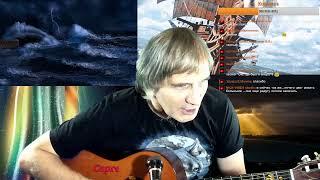 Песни под гитару Бессмертный Высоцкий. Под палубой песни поют....TB №212