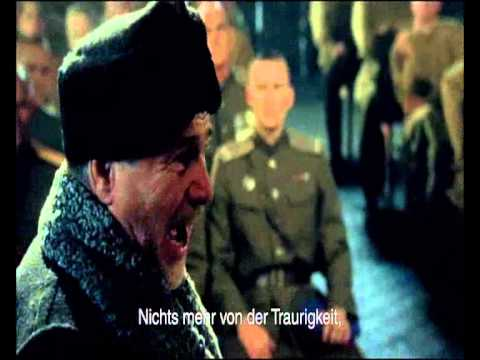 Der letzte Auftritt von Heinrich George