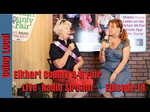 Going Local  - 4H Fair - Live Radio Stream