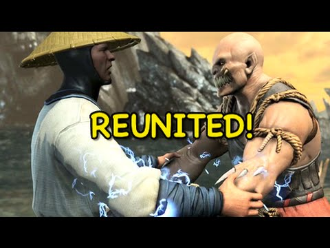 THESE MODAPH%#KAS BEST FRIENDS! [STORY TIME!] [MKX] [#09]
