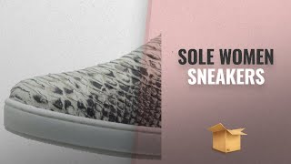 Our Favorite Sole Women Sneakers [2018]: French Sole FS/NY Women's Oasis Fashion Sneaker,