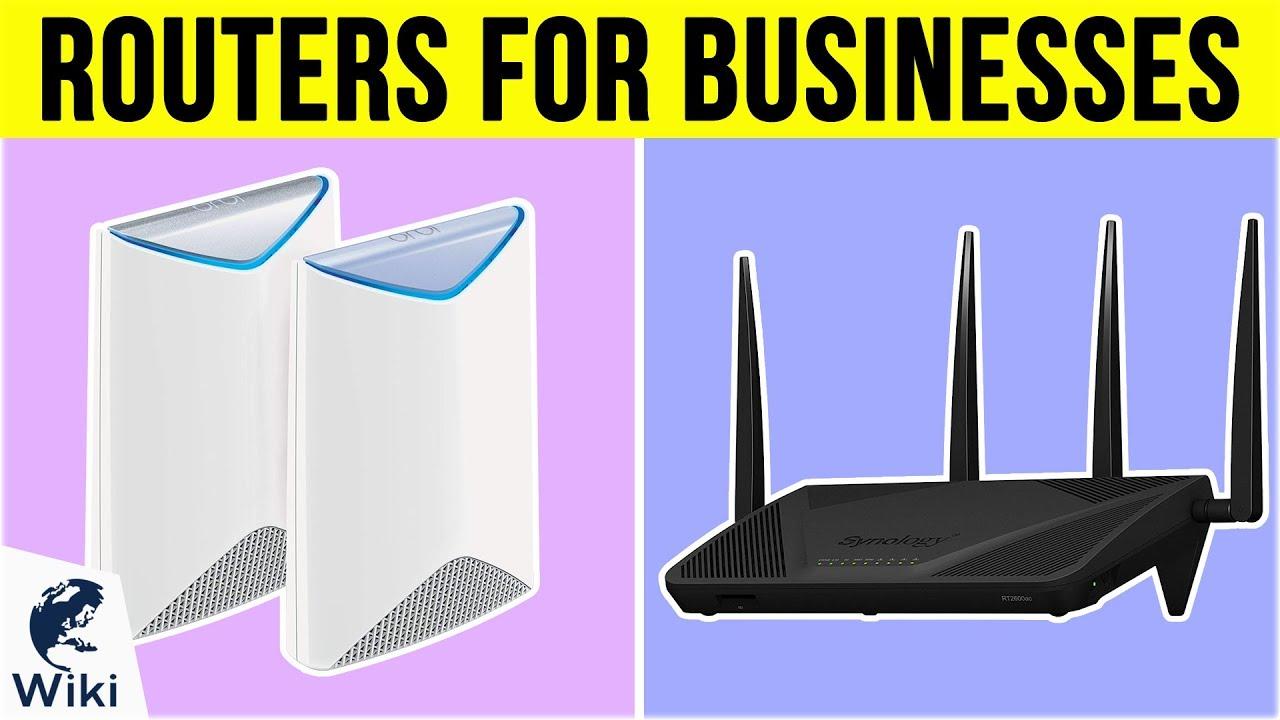 Best Routers For Business 2019 10 Best Routers For Businesses 2019