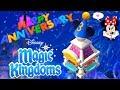 HAPPY 3RD ANNIVERSARY Disney Magic Kingdoms