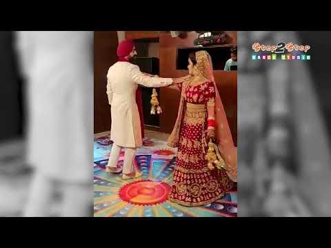 Surprise Bride & Groom Dance Performance   Punjabi Wedding Dance   Step2Step Dance Studio