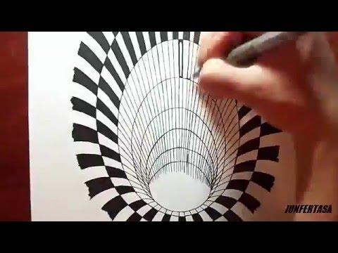 Dibujo 3d junfertasa youtube for Dibujar un mueble en 3d