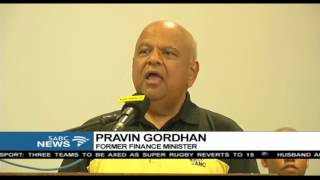 Ahmed Kathrada memorial service in Durban distrupted