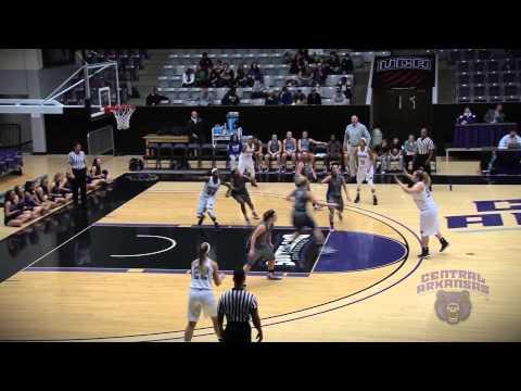 Women's Basketball: Central Baptist Highlights