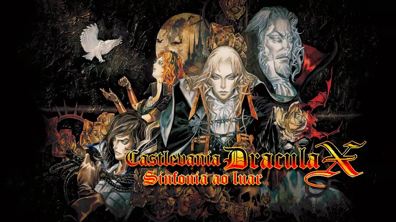 castlevania symphony of the night iso pt br download