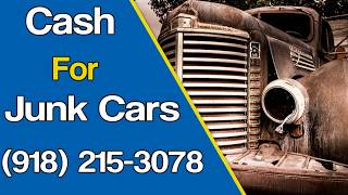 Cash for Junk Cars Tulsa