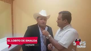 El Lobito de Sinaloa y Banda La Tentativa en SAPS Grupero