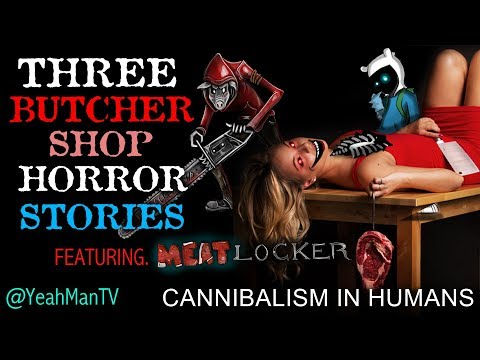CANNIBALISM IN HUMANS