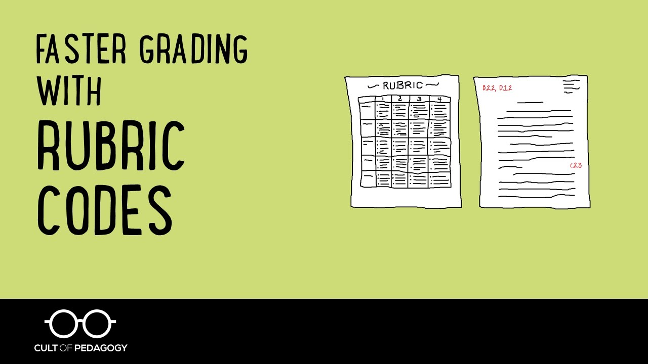 how to grade from a grading Tips on grading efficiently as a gsi, you have many demands on your time while you are grading grade while you are in a good mood grade with company.