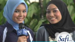 Serasi Bersama Safi 4 - Safi Balqis Perfumed Talc & Deodorant