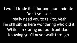 Timeflies - Monsters ft Katie Sky Acoustic Lyrics