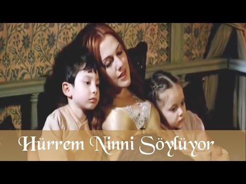Hürrem Ninni Söylüyor - Muhteşem Yüzyıl 41.Bölüm