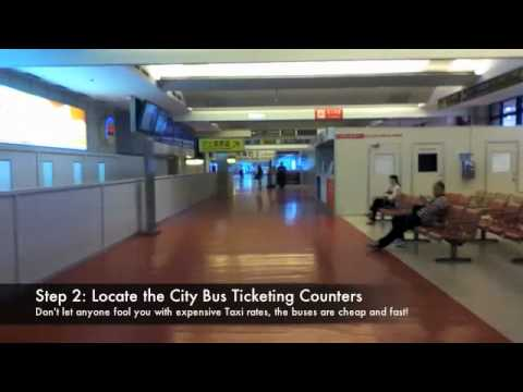 How To: Get from Taoyuan Airport to Taipei City