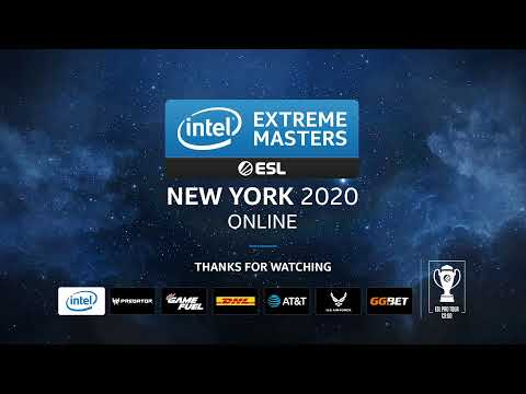 LIVE: Rebirth vs. Imperium - IEM New York 2020 - Group A - NA