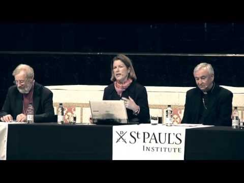 Good People debate with Archbishop Vincent Nichols at St Paul's Cathedral (2013)