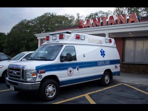Ambulance donated to Brava