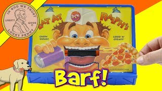 Eat At Ralphs Barf Game - Fast Food Vomit Fun!