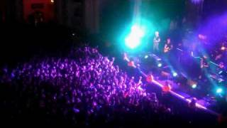 LOSTPROPHETS - live in Brixton 11/02 (For He's A Jolly Good Felon)