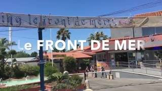presentation camping LE FRONT DE MER Argeles en 2016
