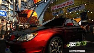 NFS Pro Street maxed out