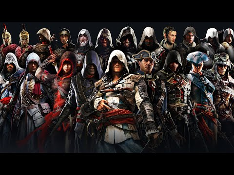 Assassin's Creed | The Complete Saga Theme Mashup