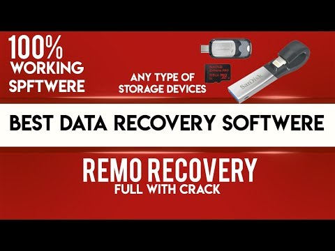 Free Download Data Recovery Software  100% Working Remo Recovery