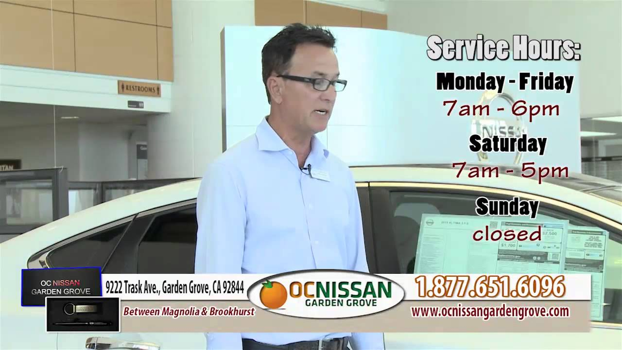 Talkshow OC Nissan 08012014 YouTube