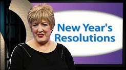 New Year's Resolutions with Anne Penman Laser Therapy Dallas