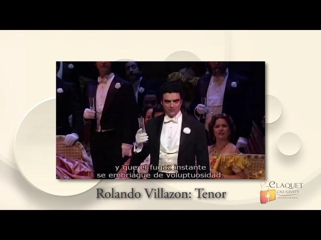 181J La Traviata, El Brindis     Verdi