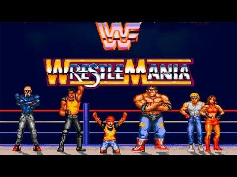 SoRR V5.1: WWF WrestleMania Remake Mod (PC)