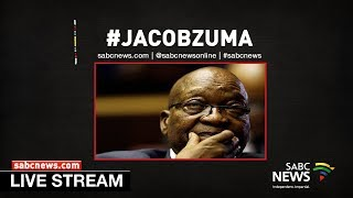 Zuma - Thales trial | Zuma addressing his supporters