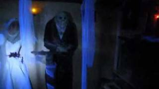 Creekside Manor Haunted House Walk-Through 2010