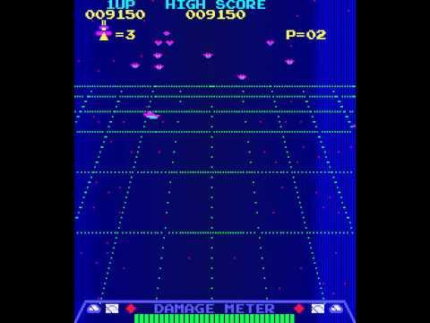 Arcade Game: Radar Scope (1980 Nintendo)