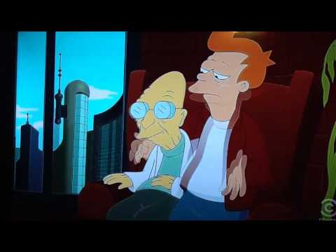 Why is Fry drunk