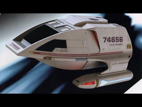 star-trek-starships-collection-shuttlecraft-20:-type-8-shuttlecraft-(uss-voyager)-review
