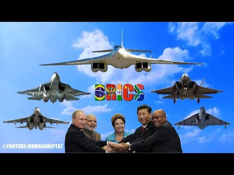 BRICS Military Capabilities - Capacidades Militares dos BRICS - BRICS Military Power